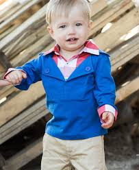 Rugged Boy Wholesale Baby Boys Shirts Toddler Button Up Shirts Infant Boy