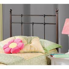 Antique Twin Headboards by Hillsdale Furniture Providence Antique Bronze Twin Headboard