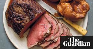 r ultat cap cuisine ultra roast rump of beef recipe and style the guardian