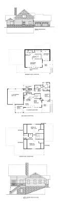 hillside floor plans 49 best hillside home plans images on house floor