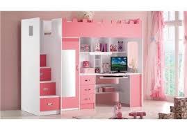 meuble pour chambre meuble pour chambre de fille lit combiné pour chambre de fille