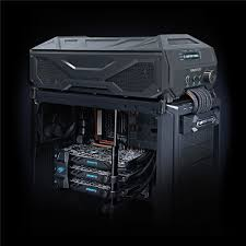 gigabyte presents geforce gtx 980 waterforce tri sli kit water