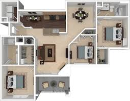 Sycamore Floor Plan Floorplans The Preserve At Forest Creek