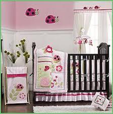Ladybug Crib Bedding Set Ladybug Nursery Theme Thenurseries