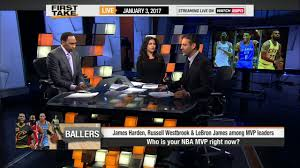 lebron james is kellerman u0027s nba mvp so far youtube