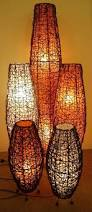 Wicker Table Lamp Wicker Table Lamps Table Floor Lamp Lamp With Rattan Handcrafted