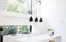 Black Pendant Lights For Kitchen Affordable Black White Pendant Lights Simply Grove