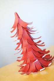 diy easy paper tree design dazzle