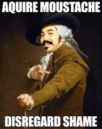 Handlebar Mustache Meme - moustache may 2011 profile brokenchopstick