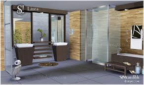 sims 3 bathroom ideas my sims 3 linea bathroom set by simcredible designs 3 4