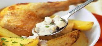 boursin cuisine ail et fines herbes poulet au boursin recettes cookeo
