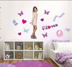 chambre violetta disney cgrand sticker violetta