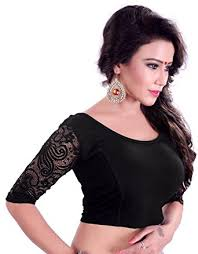 saree blouse fressia fabrics s cotton saree blouse nfba