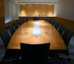 Granite Conference Table Shorenstein Boardroom Table Paul Downs Cabinetmakers