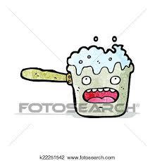 dessin casserole cuisine clipart dessin animé cuisine casserole k22251542 recherchez