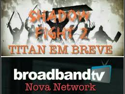 shadow fight 2 10 última arma titan em breve nova network youtube