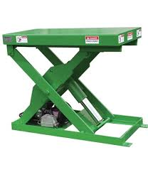 kelley in plant lift tables turntables u0026 tilters
