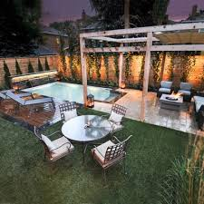 backyard ideas with pool spruce up your small backyard with a swimming pool 19 design