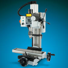 Micromark Outdoor Lighting by Microlux High Precision Heavy Duty R8 Miniature Milling Machine