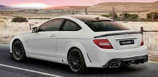 mercedes c class coupe tuning mansory touches mercedes c class coupe autoevolution