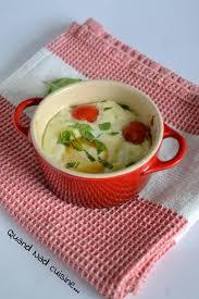 cuisine à la cocotte oeufs cocotte aux tomates cerises et basilic quand nad cuisine