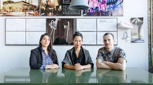 stella architect brooklyn s bureau v merges architecture with fashion music art