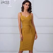 adyce 2017 summer bandage dress chic women celebrity party dress