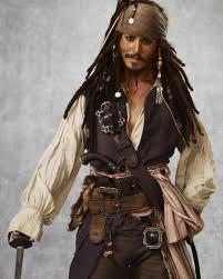 johnny depp captain jack sparrow pirates of the caribbean