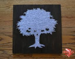 toomer u0027s corner tree string art tree nail art auburn