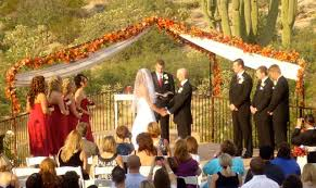 wedding ceremonies how should a wedding ceremony be tucson ministers