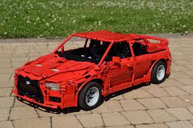 mitsubishi evo 8 red mitsubishi lancer evo x 1 8 lego technic mindstorms u0026 model