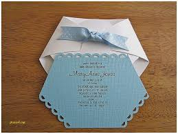 Handmade Baby Shower Invites - baby shower invitation unique shaped baby shower