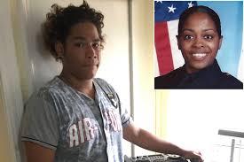 teen blasted u0027f u2013k tha police u0027 during slain officer u0027s funeral new