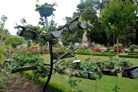 garden ideas images 13 creative and innovative rain gutter garden ideas the self