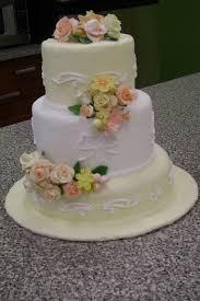 Decorating Cake Dummies Wedding Cake Class Cakecentral Com