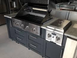Stainless Steel Outdoor Countertops Brooks Custom by Stainless Steel Cabinets Outdoor With Countertops Brooks Custom