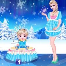 play baby barbie frozen face painting game baby