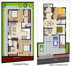 Duplex House Plans North Facing Nice Home Zone 1 Bhk Duplex House Plans