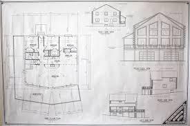 cabin blueprints cabin plans