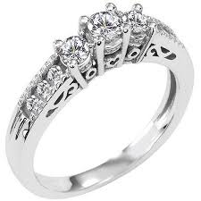 verlobungsringe weiãÿgold mit diamant engagement rings at walmart 100 images sterling silver cubic