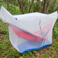 grand trunk mozzy hammock mosquito net at brookstone u2014buy now