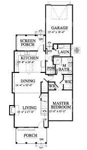 cottage floor plans free family home with small interiors and open floor plan home bunch