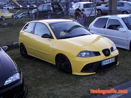 seat ibiza bocanegra wallpapers seat ibiza yellow front pictures wedding gown and wedding car