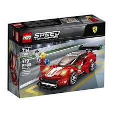speed chions ferrari speed chions ferrari 488 gt3 scuderia corsa 75886 toys