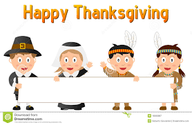 happy thanksgiving clipart free thanksgiving kids and banner royalty free stock photography