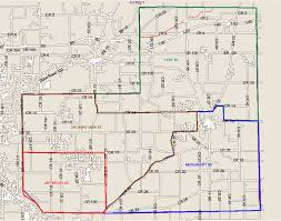 middlebury community schools district and campus maps district map