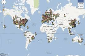 Google Maps Traffic Google Maps Adds Live Traffic Updates To Seven Countries Expands
