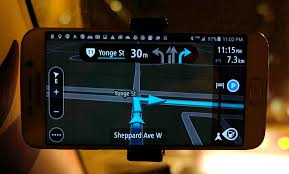 tomtom android tomtom go review traffic relief for a price mobilesyrup