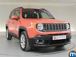 jeep renegade orange used orange jeep renegade for sale rac cars