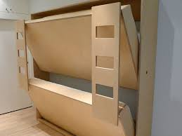 Wall Folding Bed Fold Up Wall Bed A Larger Room Maker Homesfeed
